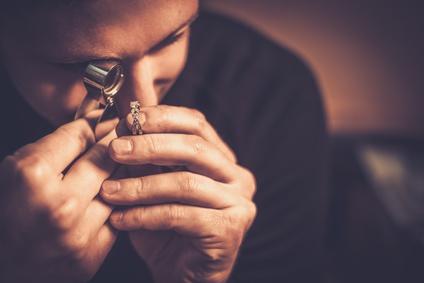 Experten auf dem Gebiet Schmuck, Uhren und Diamanten